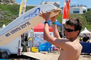 Handling Your Gaisford Surf Ski